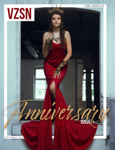 VZSN Magazine | ANNIVERSARY | Vol. 4 Issue 3 (DIGITAL+PRINT)