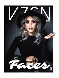 VZSN Magazine | FACES | Vol.2 Issue 6 (DIGITAL ONLY)