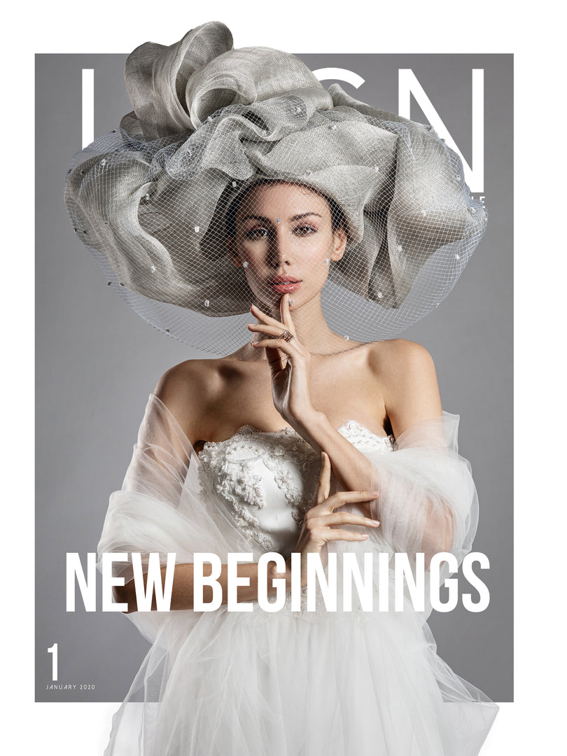 VZSN Magazine | New Beginnings | Vol. 3 Issue 1 (DIGITAL ONLY)