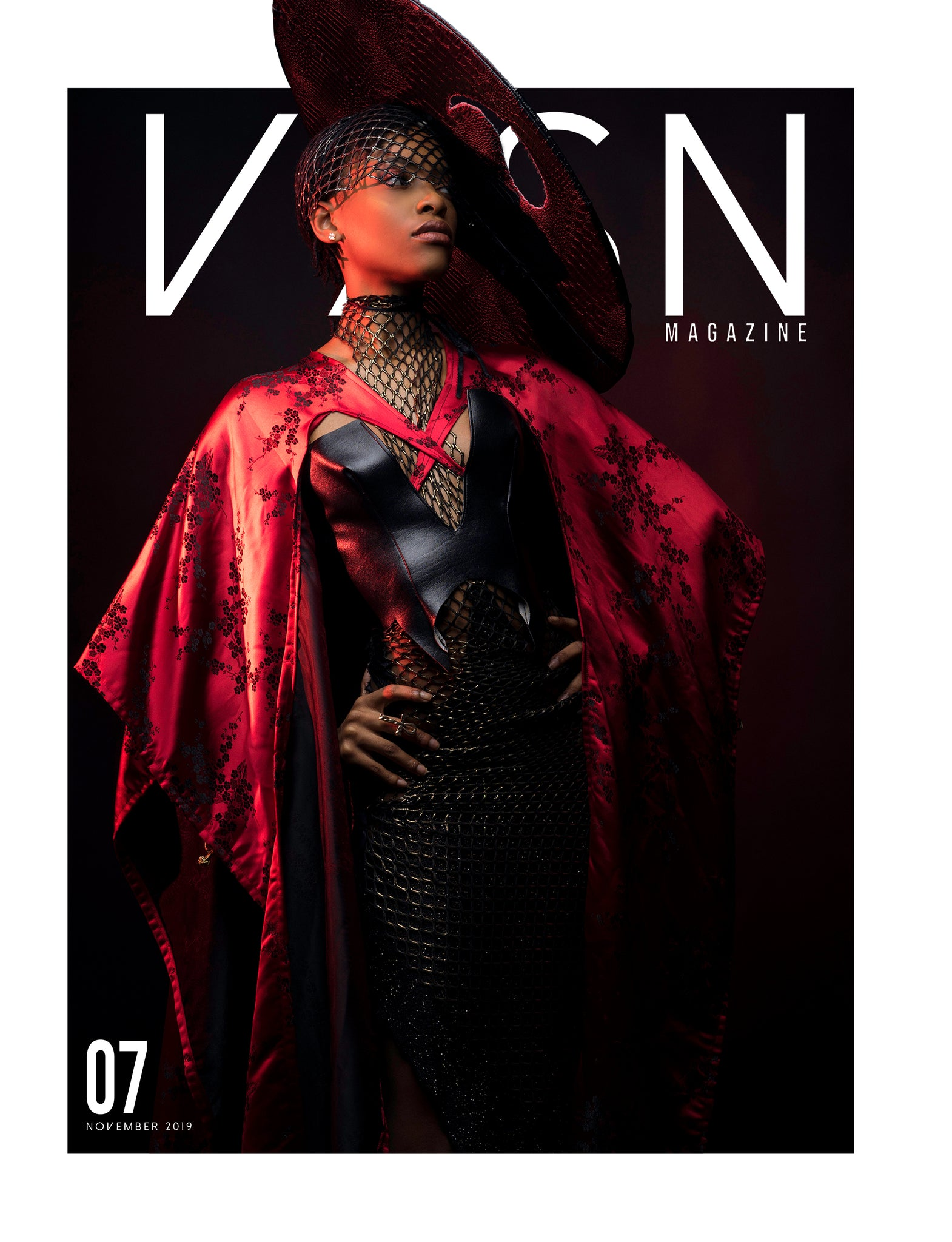 VZSN Magazine | Vol. 2 Issue 7 (DIGITAL ONLY)