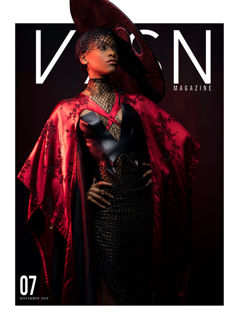 VZSN Magazine | Vol. 2 Issue 7 (DIGITAL+PRINT)