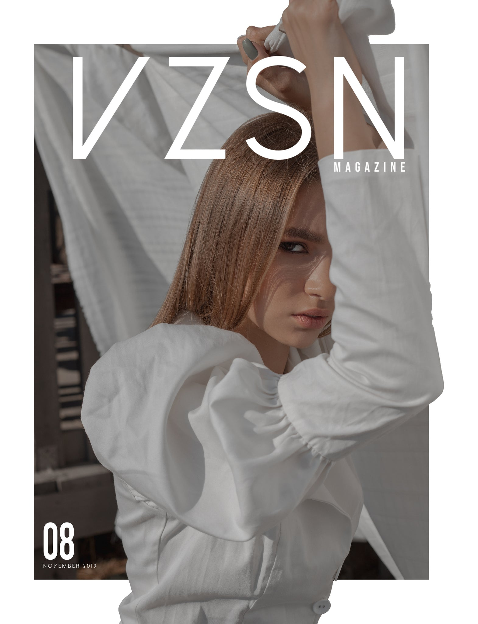 VZSN Magazine | Vol. 2 Issue  8 (DIGITAL ONLY)