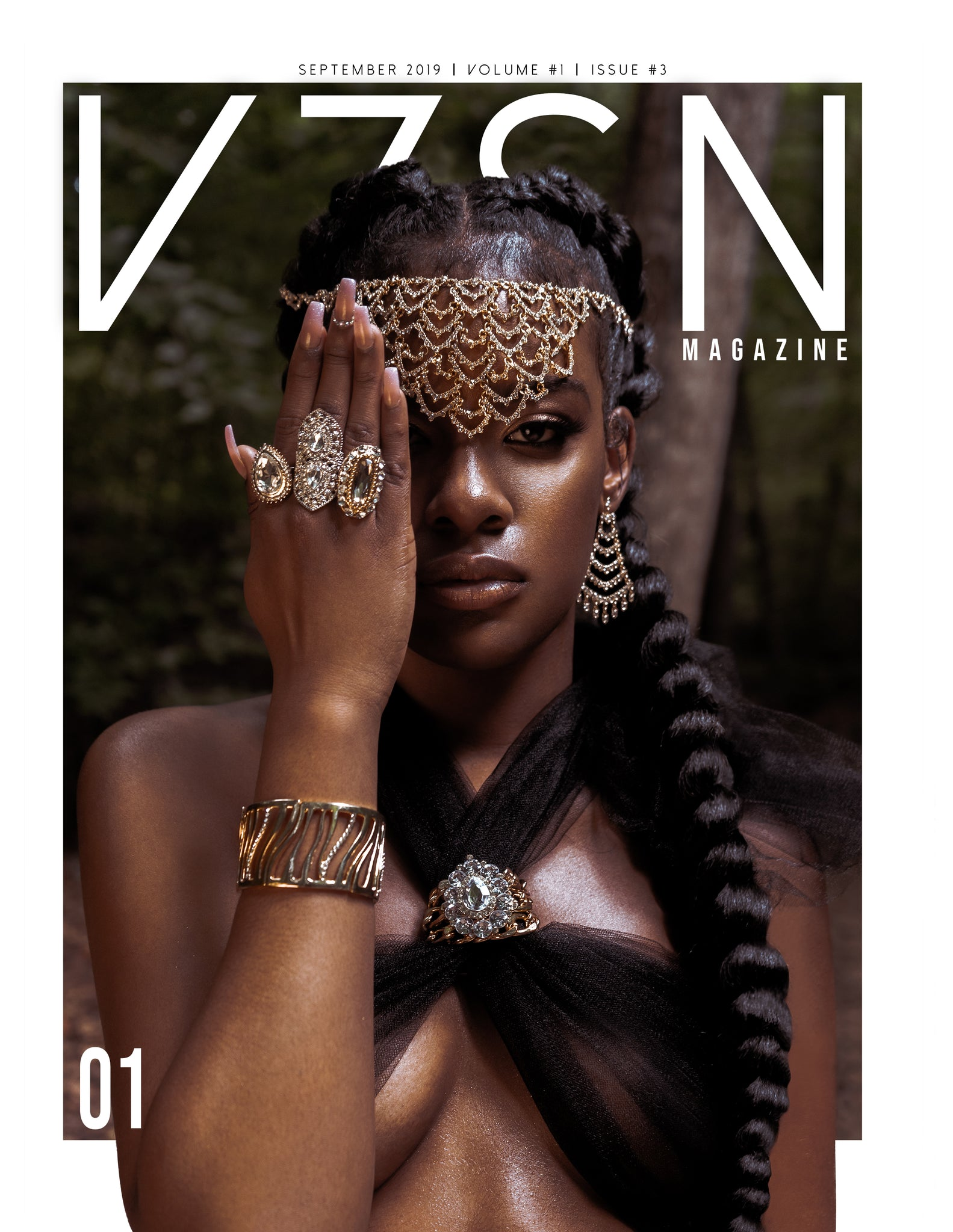 VZSN Magazine | DEBUT | Vol. 1 Issue 3 (DIGITAL ONLY)