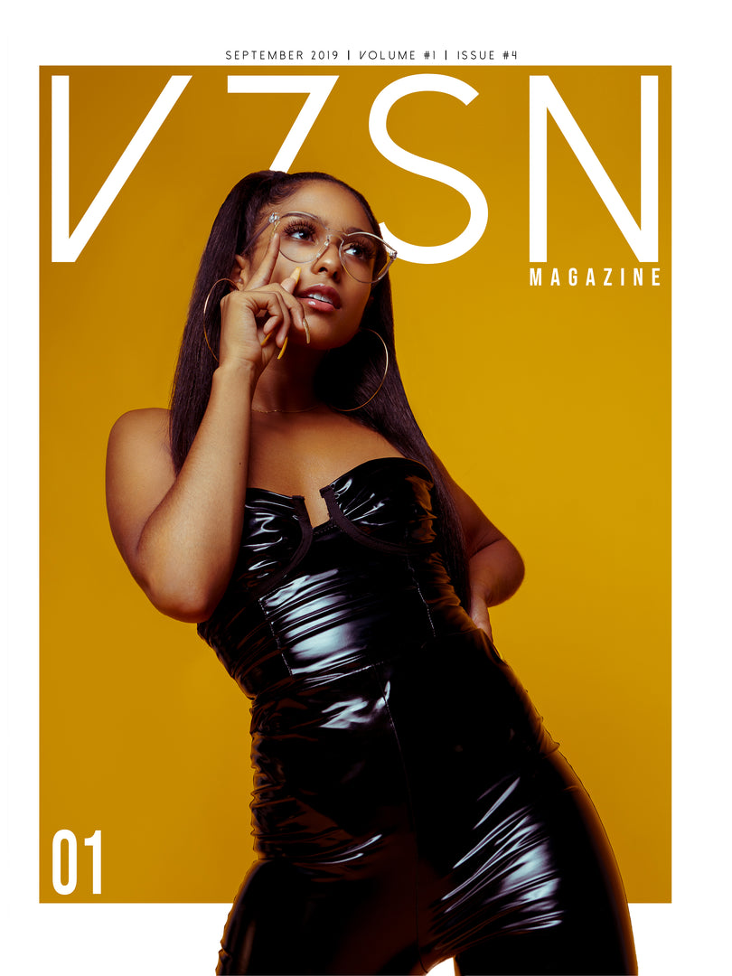 VZSN Magazine | DEBUT | Vol. 1 Issue 4 (DIGITAL ONLY)