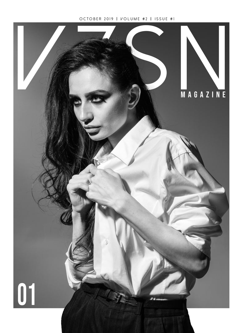 VZSN Magazine | Black & White | Vol. 2 Issue 1 (DIGITAL ONLY)