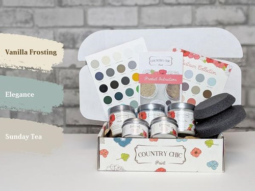 Country Chic DIY Kits