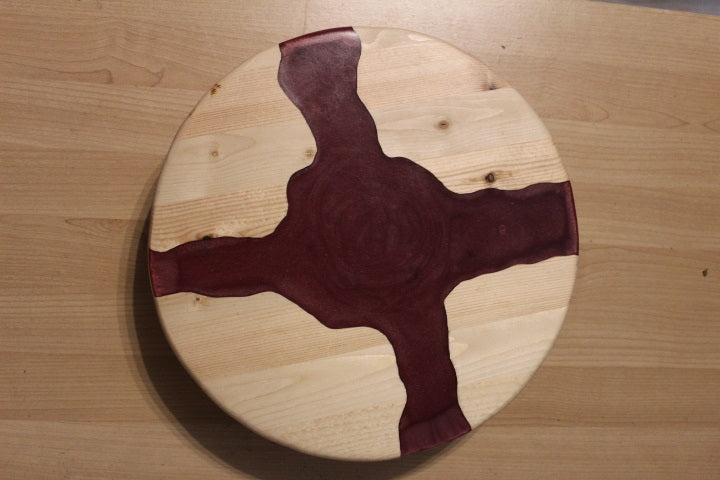 Red Wine Lazy Susan