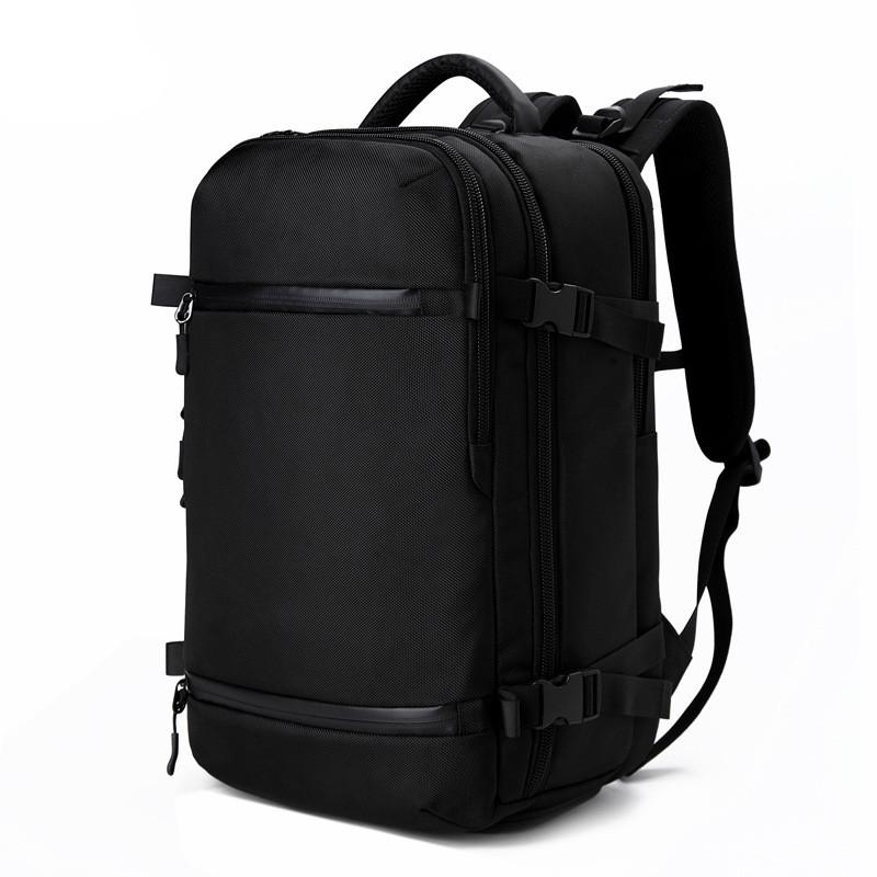 OZUKO Backpack Men travel pack Bag Male Luggage Backpack USB Large Capacity Multifunctional Waterproof laptop backpack Women AER - Ozuko Bags