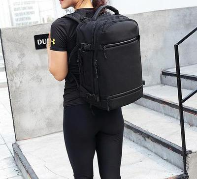 The Simple Clarity Backpack - Ozuko Bags