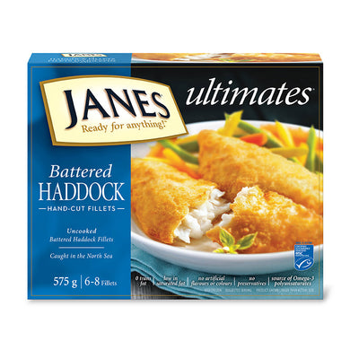 Janes Fish Fillets Frozen