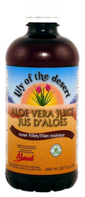 Aloe Vera Gel - Inner Filet (946ml)