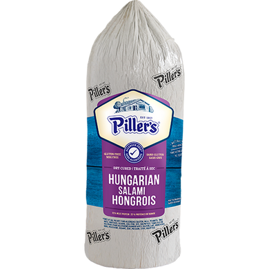 Pillers Hungarian Dry Salami (Thin Deli Sliced)