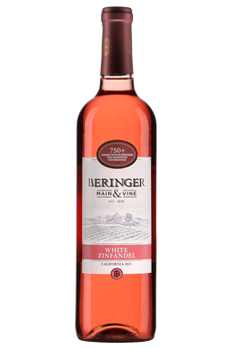 Beringer Main & Vine Zinfandel White (750mL)