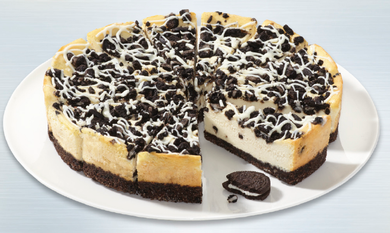 Cookies and Cream Cheesecake (1.7kg)
