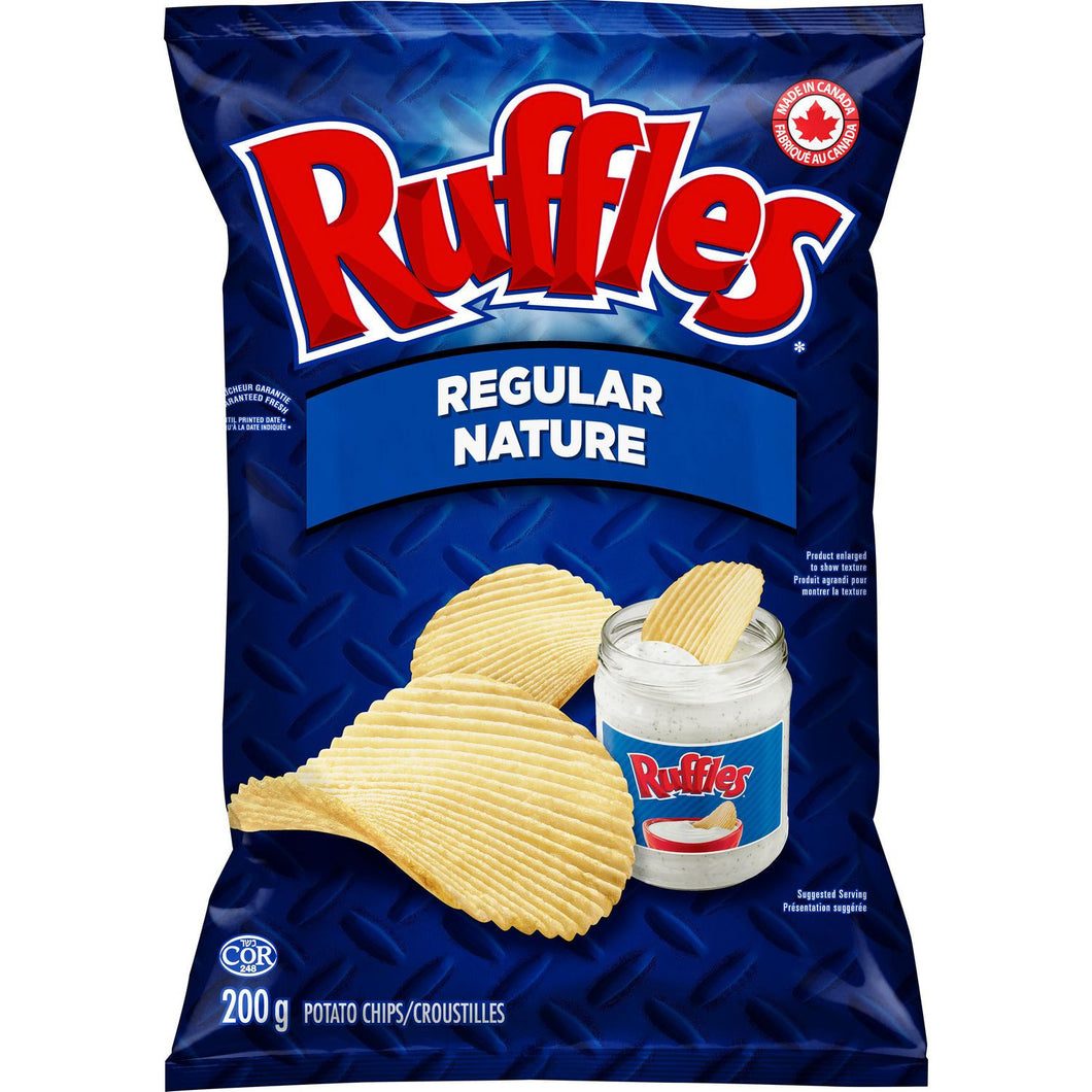 Ruffles Chips Regular (200g)