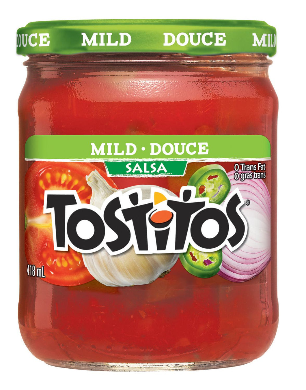 Tostitos Salsa XL Mild (418ml)