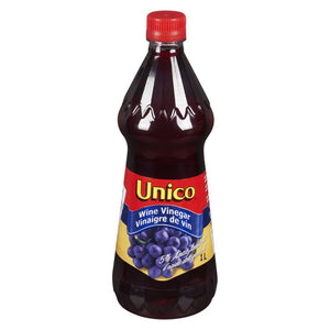 Unico Red Wine Vinegar (1ltr)