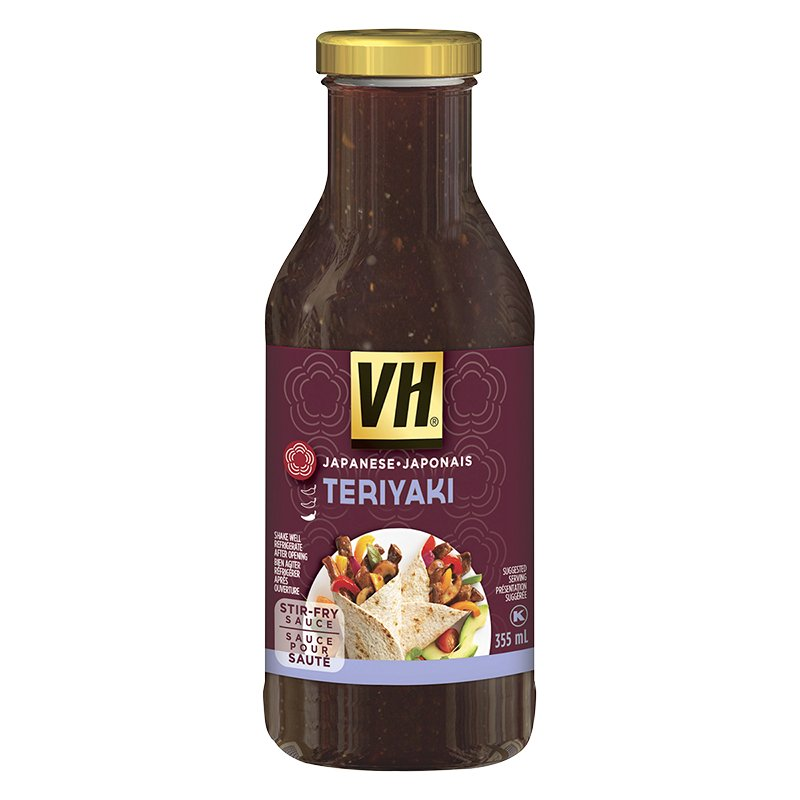 VH Stir Fry Sauce Teriyaki (355ml)