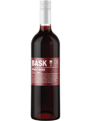 Bask Pinot Noir 0 Grams of Sugar (750ml)