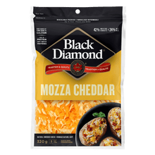 Load image into Gallery viewer, Black Diamond Cheese Shreds (320g)