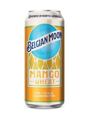 Belgian Moon Mango Wheat (473mL can)