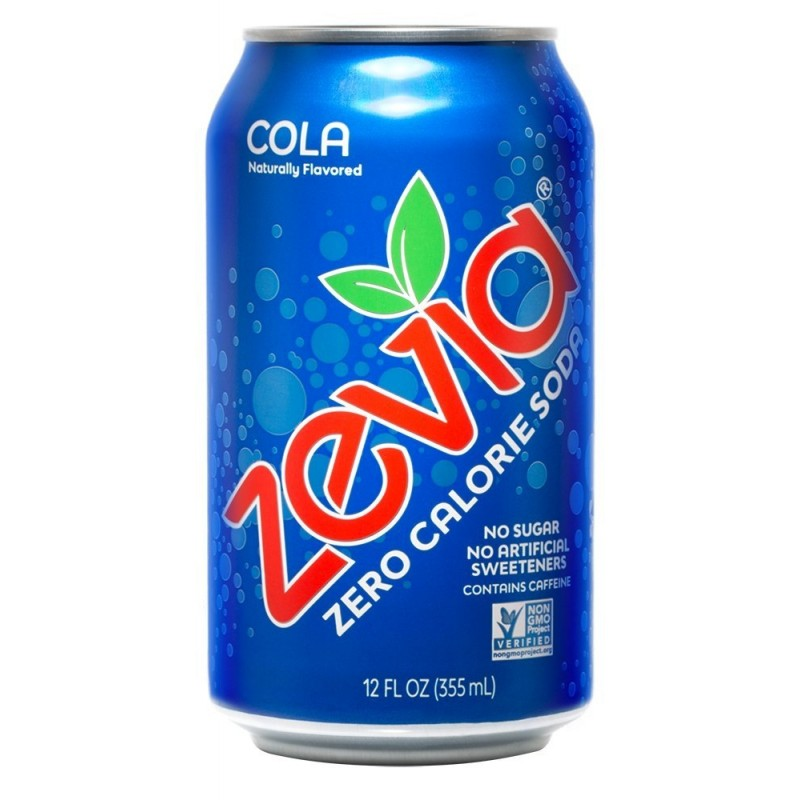 Zevia Cola (6x355ml)