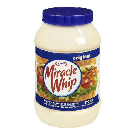 Kraft Miracle Whip (890ml)