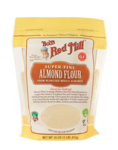 Bobs Red Mill Flour Almond Meal (453g)