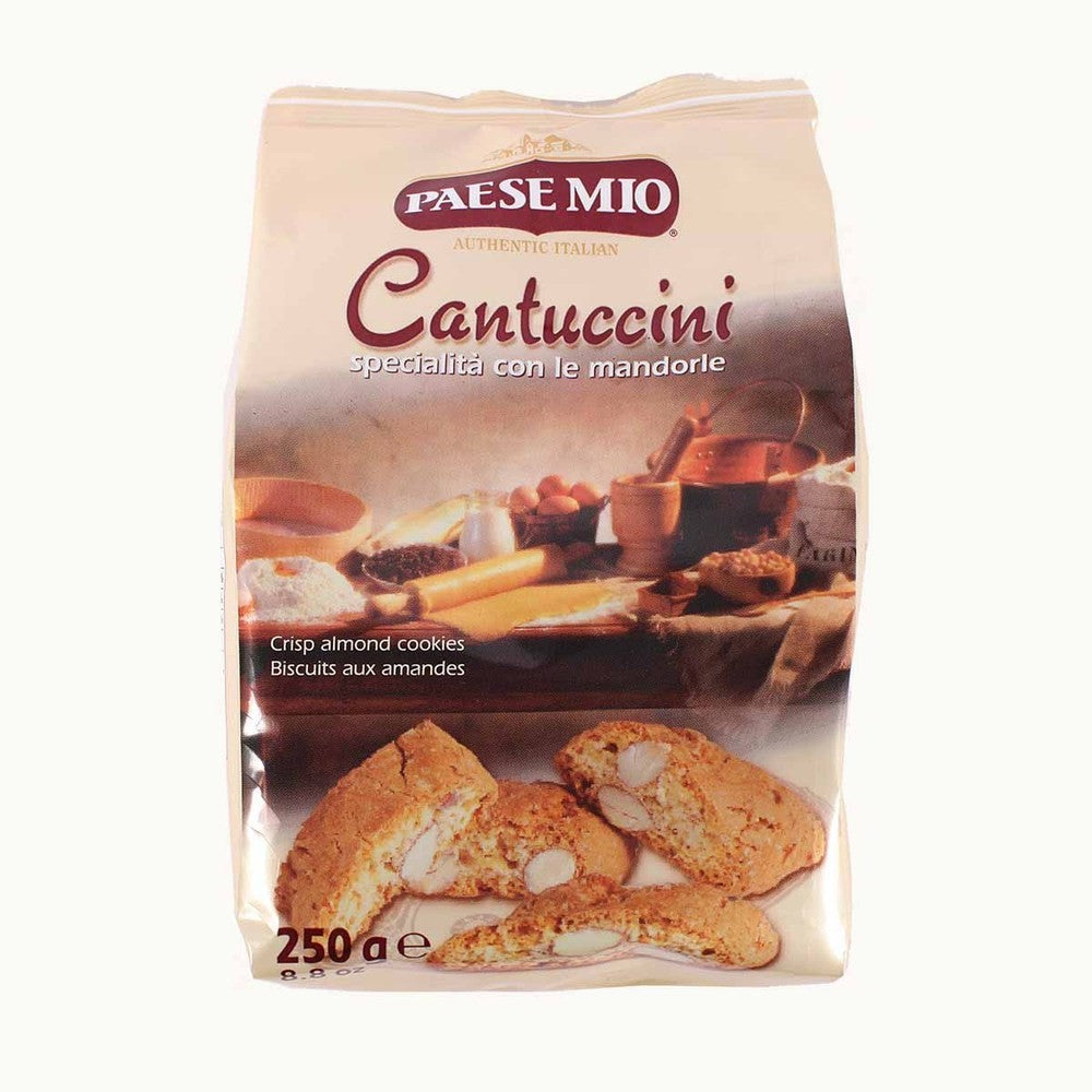 Paese Mio Cantuccini Cookies Almond (300g)