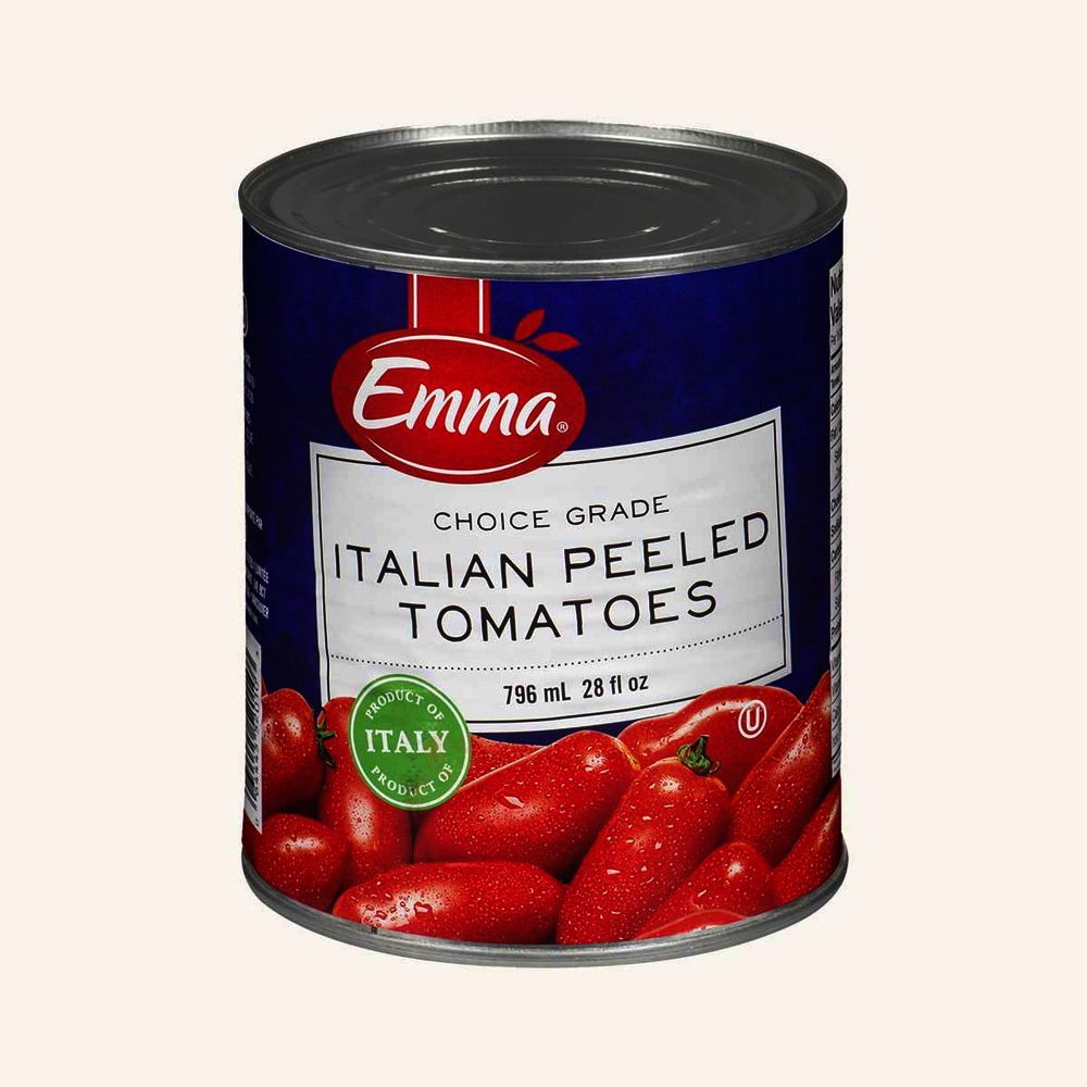 Emma Tomatoes Italian Peeled (796ml)