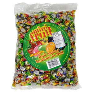 Mini Fruit Candies (750g)