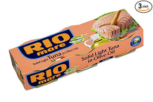 Rio Mare Tuna In Olive Oil (3x80g)