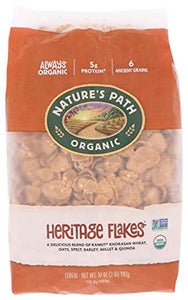 Nature's Path Ecopac Cereal Heritage Flakes WG (907g)