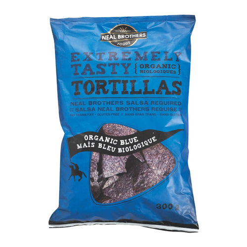 Neal Brothers Tortillas Organic Blue (300g)