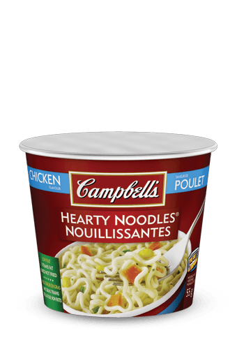 Campbell Hearty Noodle - Chicken (55g)