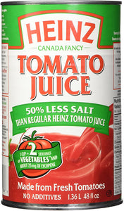 Heinz Tomato Juice Fancy (1.36L)