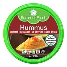 Load image into Gallery viewer, Summer Fresh Hummus (227g)