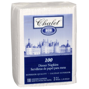 Chalet Dinner Napkins (100/pack)