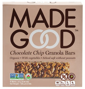 Made Good Granola Bars (120g)