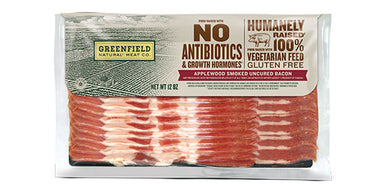 Greenfield RWA Natural Bacon