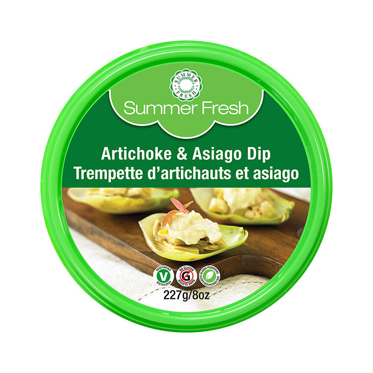 Summer Fresh Artichoke & Asiago Dip (227g)