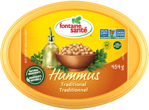 Fontaine Sante Traditional Hummus (454g)