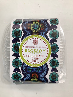 Blossom Chocolate Chip Cookies - Gluten Free (210g)