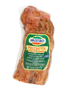 Mastro Porchetta Extra Lean Rosemary (Thin Deli Sliced)