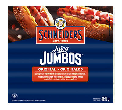 JMS Juicy Jumbos (450g)