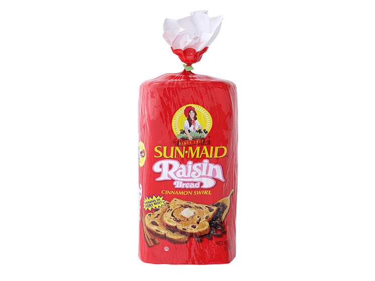 Sunmaid Raisin Bread (450g)
