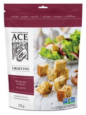 Ace Bakery Croutons Roasted Garlic (125g)