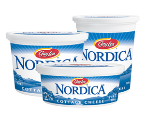 Nordica Cottage Cheese 2% (500g)