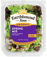 Load image into Gallery viewer, Earthbound Farms Organic Salads (142g)