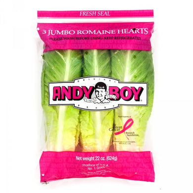 Andy Boy Romaine Hearts (3 pack)